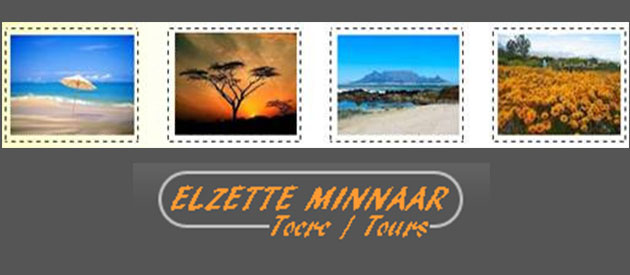 Elzette Minnaar Tours